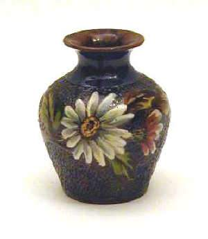 WATCOMBE ART POTTERY SPILL VASE, Late C19th