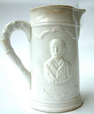 Indian Mutiny commemorative jug