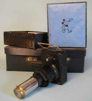 Mickey Mouse Toy Magic Lantern