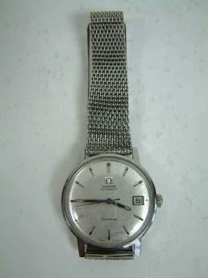 Omega gentleman's wristwatch, c.1960's
