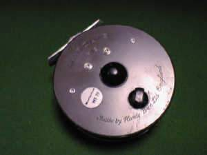 Hardy Marquis multiplier fly reel