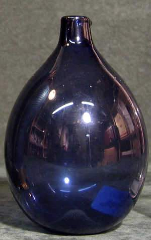 Ittalo Dullo glass vase