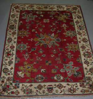 Indian carpet, Ellore, south east India