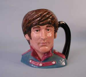 The Beatles, character jug, John Lennon D6725