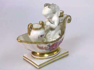 Early 19th century inkwell