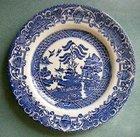 Vintage English Ironstone Company Plates
