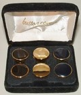 Boxed Set of 6 Button Covers.