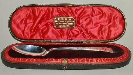 A Presentation Silver Spoon