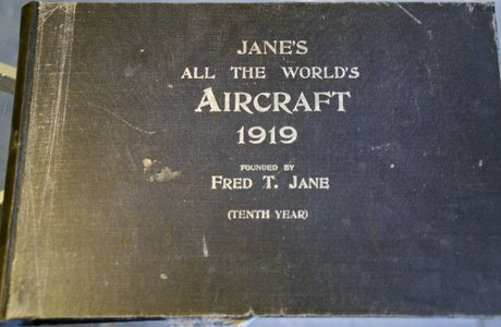 Janes All The Worlds Aircraft Book