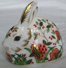 Royal Crown Derby Exclusive Collectors Club Meadow Rabbit