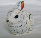 Royal Crown Derby Exclusive Collectors Club Field Bunny