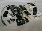 Royal Crown Derby Exclusive Collectors Guild 'MISTY' The Cat