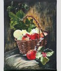An Acrylic Still Life Painting On Canvas By Yatskevich