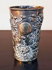 19th century Chinese silver cup with Shanghai mark