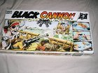 BLACK CANNON VINTAGE BOARD GAME