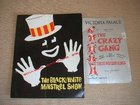 THEATRE PROGRAMMES VICTORIA PALACE LONDON