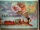 RAILROADER  John Waddington game