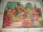 COUNTRY COTTAGE  POPULAR SERIES VICTORY WOODEN PUZZLE