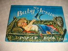MY BABY JESUS POP UP BOOK  Janet & Anne Grahame Johnstone