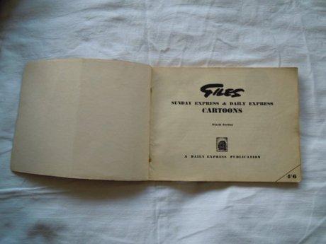 GILES ( annual ) 18th series 1965, carl giles, Good Book