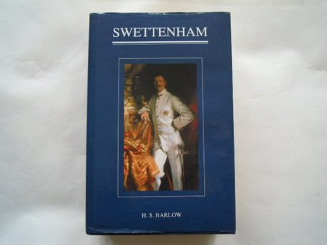 SWETTENHAM   BY  H S BARLOW  Signed by the author