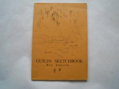 Guilin Sketchbook  Ron Edwards, Signed, no. 193/200