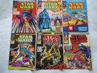STAR WARS WEEKLY Nos. 53, 69,72,78,87,92.