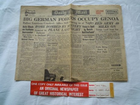 DAILY MAIL FRIDAY SEPTEMBER 10 1943