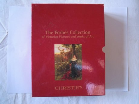 FORBES COLLECTION VICTORIAN PICTURES & WORKS OF ART CATALOGUES