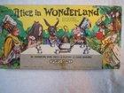 ALICE IN WONDERLAND  SPEARS BOARD GAME