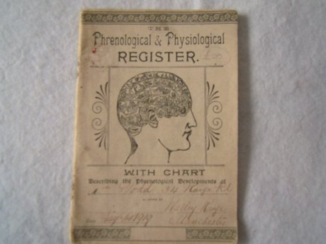 PHRENOLOGICAL & PHYSIOLOGICAL REGISTER