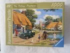 THE VILLAGE POSTMAN  Ravensburger puzzle, artist Kevin Walsh
