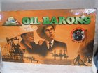 OIL BARONS; CHRIS KING;  DISET GAMES UNUSED