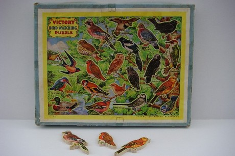 VICTORY BIRD WATCHING PUZZLE
