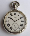 Boer War British Army issue pocket watch. W Ehrhardt. London.
