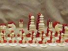 Ivory Chess Set
