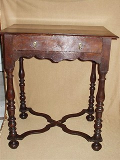 Charles II Style Side Table