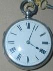 English Pocket Watch