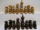 St George Pattern Chess Set
