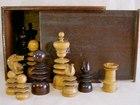 English Pattern Chess Set