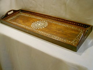 Anglo Indian Tray