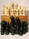 English Chess Set
