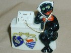 Radio Cat Crested China