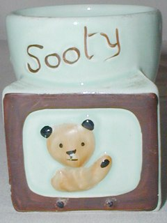 Novelty Sooty Egg Cup