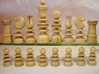 English St George Chess Set
