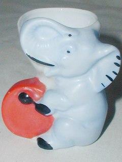 Elephant Egg Cup