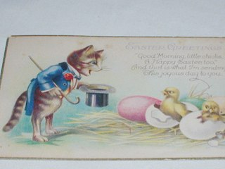 Easter Post Card