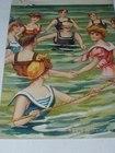 Bathing Belle Post Card