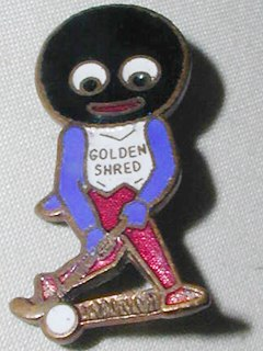 Antiques For Sale Online >> Gollywog Badge #29301 Price/Value   Lapel Pins Sale Prices ...