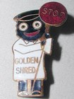 Golly Wog Badge